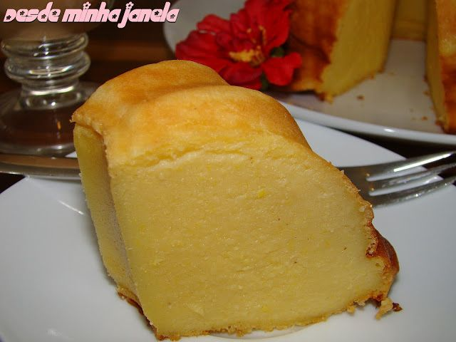 Bolo de pamonha super cremoso!!!! O melhor bolo cremoso de milho do mundo…