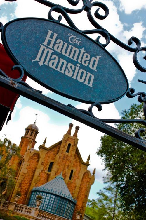 "Disney's ""The Haunted Mansion"""