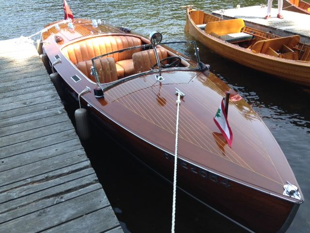 Boats for Sale - Clark Wooden Boats