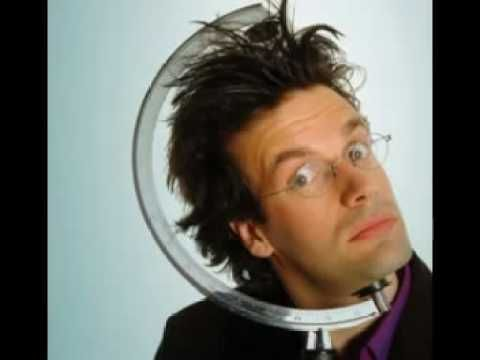 Funny, brilliant rant on religion by Marcus Brigstocke - love it! :)