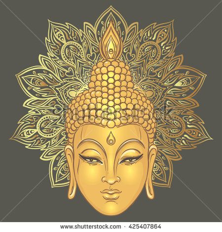 Bouddha Illustrations de stock et bandes dessinées | Shutterstock