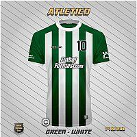 ATLATİCO GREEN WHİTE