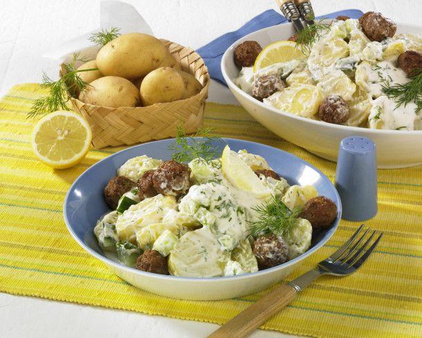 Schwedischer Kartoffelsalat Rezept