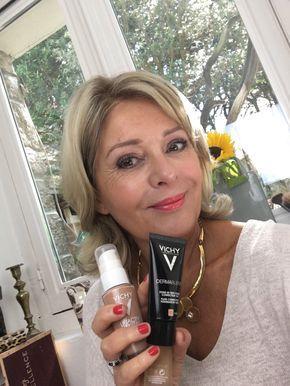 J'ai testé le liftactif , le dermablend de Vichy le fenty beauty de rihana