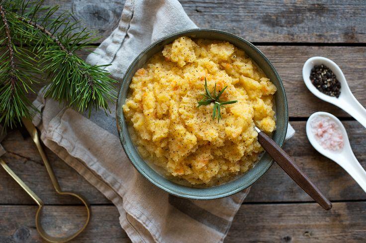 Kålrabistappe er det perfekte tilbehør til julemiddagen. At den også er enkel å lage gjør kålrabistappe til en klar favoritt.