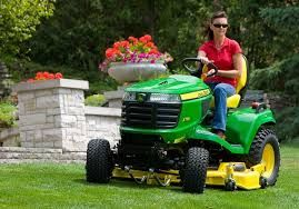 Ride On Mower With Latest Technology