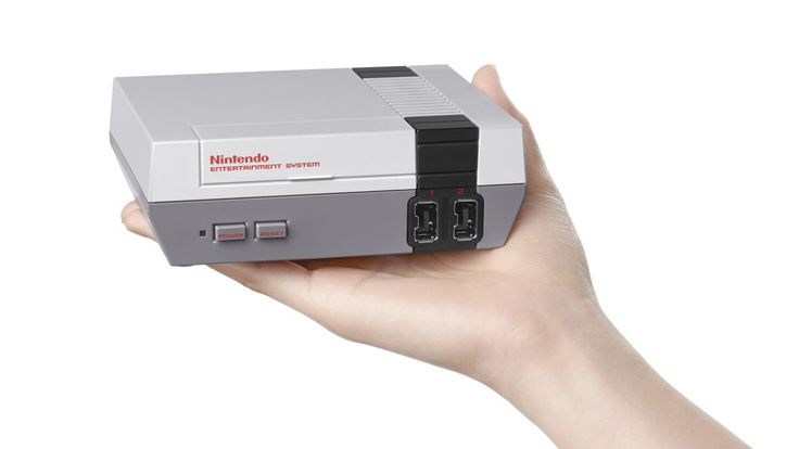 Nintendo's NES Classic Edition Is The Console To Buy This Christmas | Lifehacker Australia
