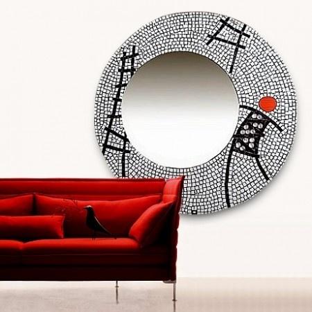 Orient Mosaic Mirror