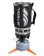 Jetboil Flash Personal Cooking System Flash adds more enjoyment to your favorite outdoor adventure Like all of Jetboil s innovative systems Flash is an all-in-one design combining burner and cooking vessel in one compact unit Everything y http://www.MightGet.com/january-2017-11/jetboil-flash-personal-cooking-system.asp