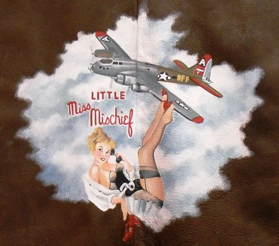 Little Miss Mischief