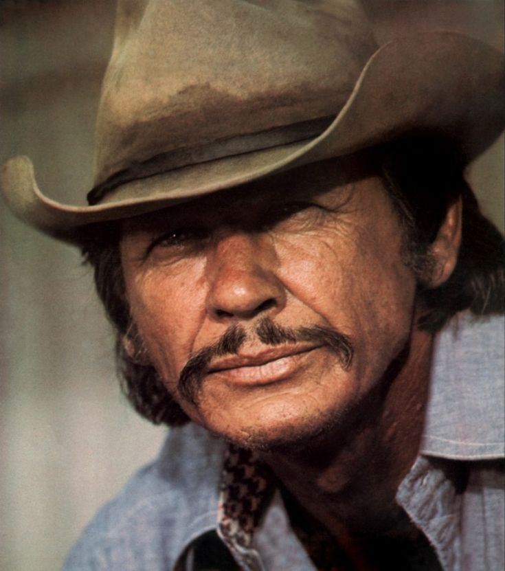 BREAKOUT - Charles Bronson - Columbia Pictures - Publicity Still.