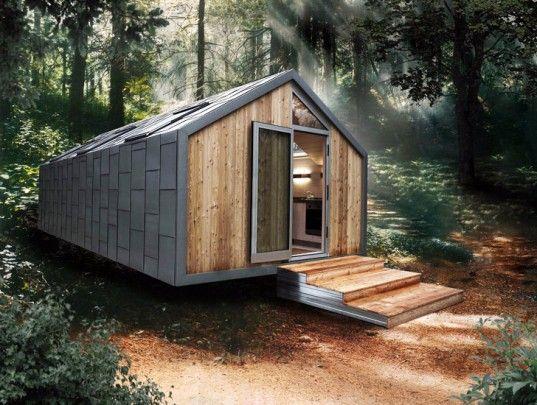 mobile home, hangar design group, 2010 expo, pircher oberland, micro house, green house, green design, eco design, sustainable design, small...