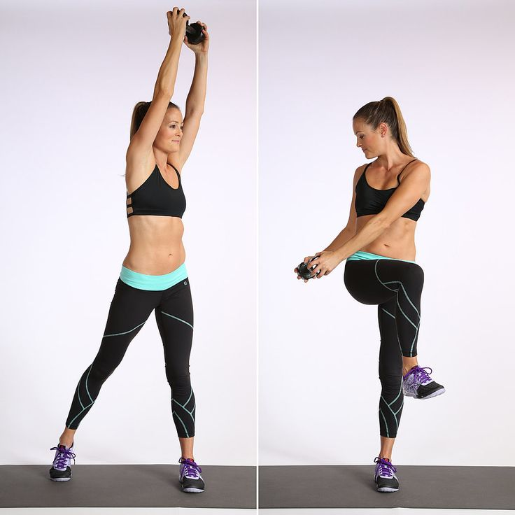 Running and Strength-Training Workout | 30 minutes | POPSUGAR Fitness
