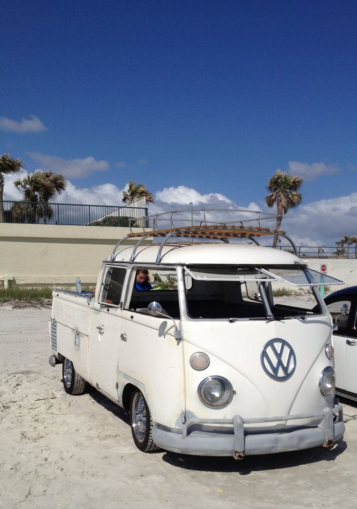 My VW is awesome! 1962 Volkswagen double cab