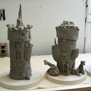 clay castles