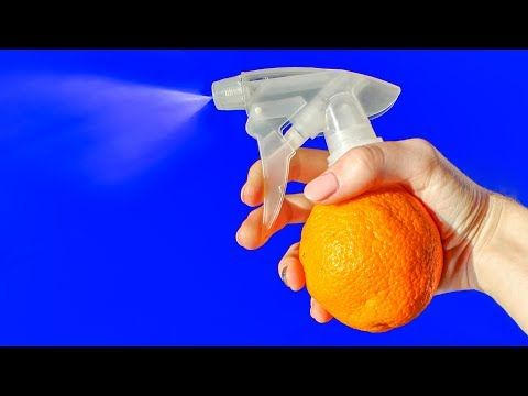 15 NATURAL HOMEMADE CLEANERS - YouTube
