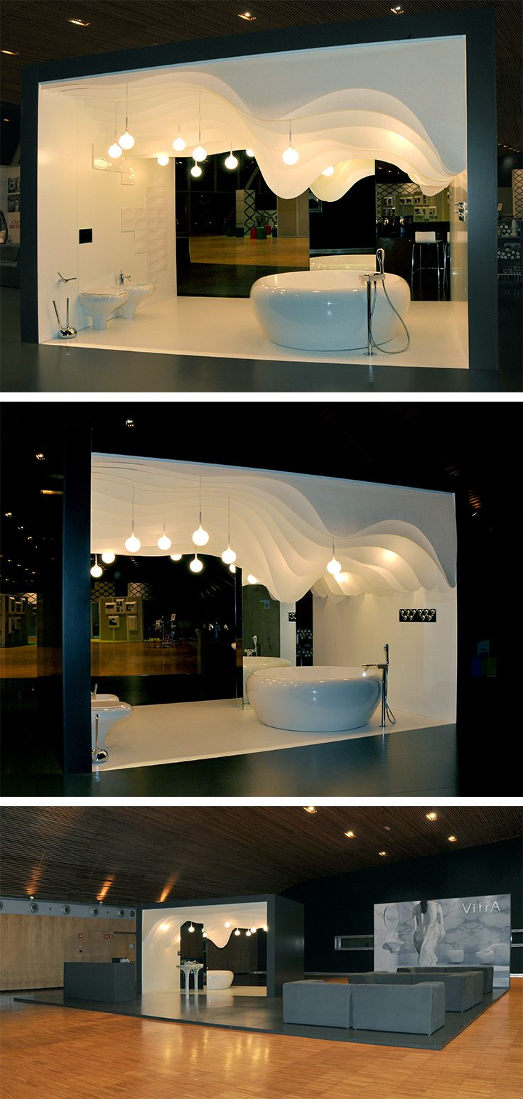 Exhibition Stand @ World Architecture Festival •Stand Design: Ozge Ayan •Stand Build: Xilos Temporary Architecture