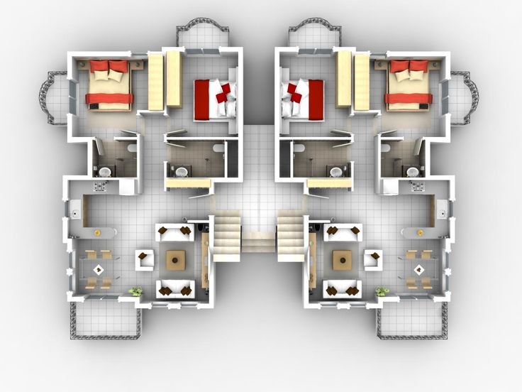 Architecture Other Rome Apartments Floor Plans