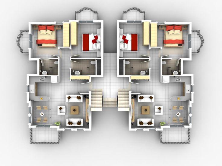 Architecture Other Rome Apartments Floor Plans Architecture Design