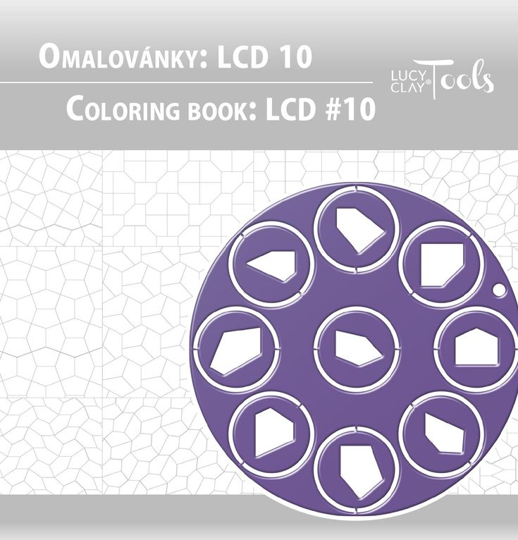 Coloring Book LCD 10