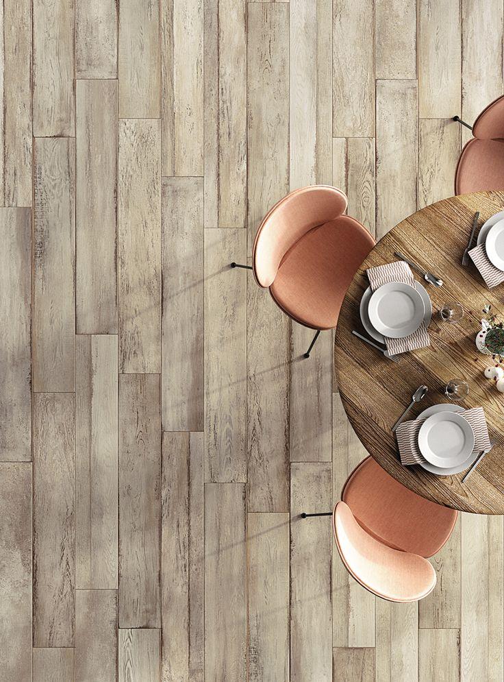 #HMADE Stylish Interior Design of Porcelain Tiles by Mirage #makeityourhome #homedesign #interiordesign #wood #plank #floor #naturaldesign