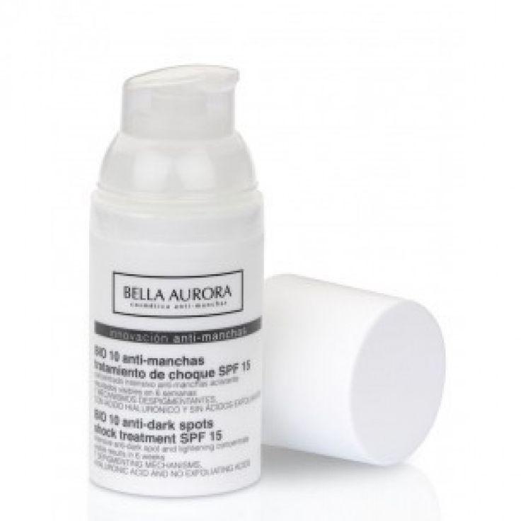 Bella Aurora BIO10 Crema Antimanchas SPF15 30ml