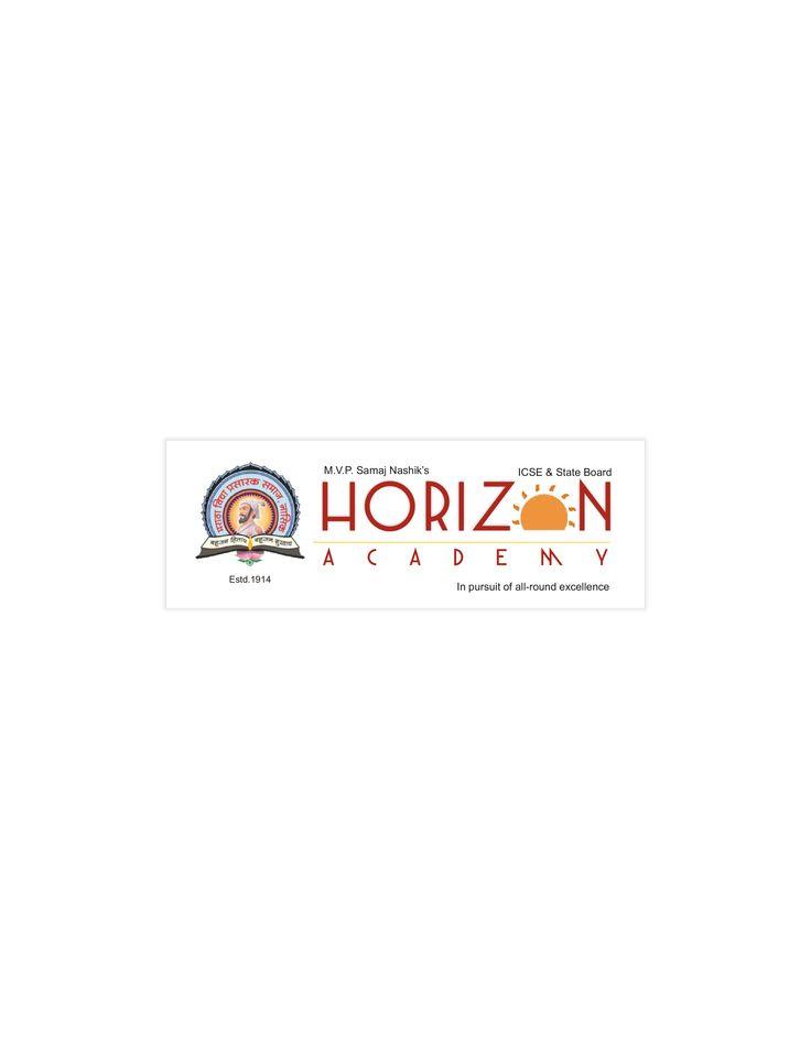 NDMVP logo - Horizon academy logo by Graphic Designer Vijay Deore