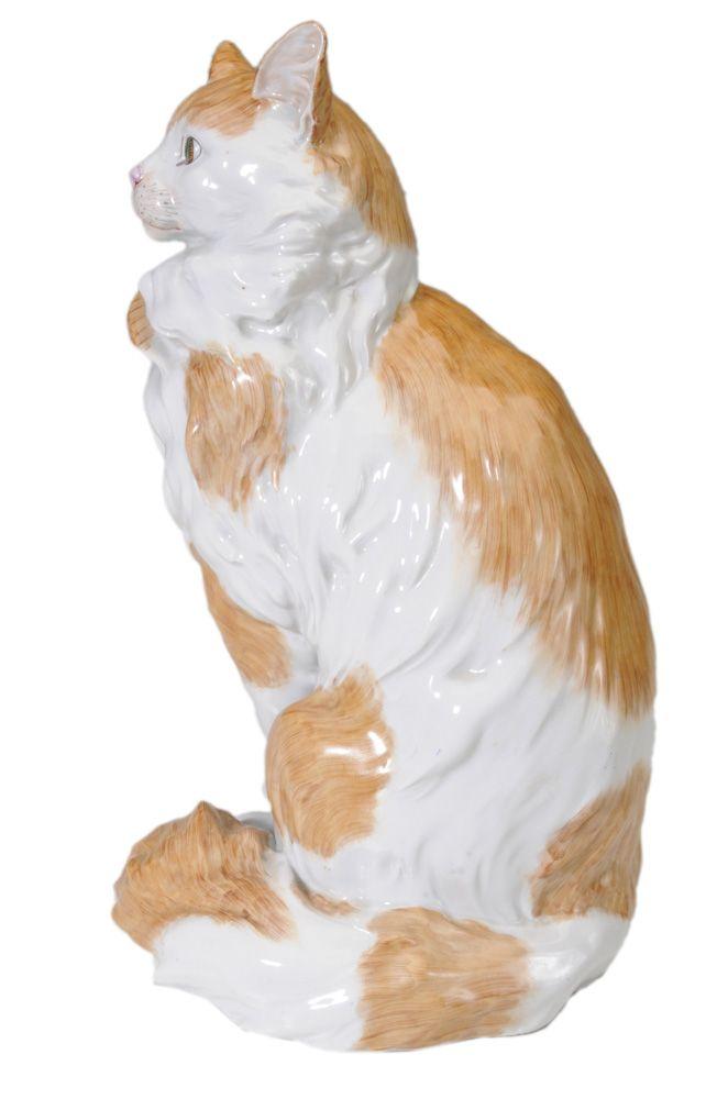 Brunk Аукционы - расписной фарфор Рисунок персидских