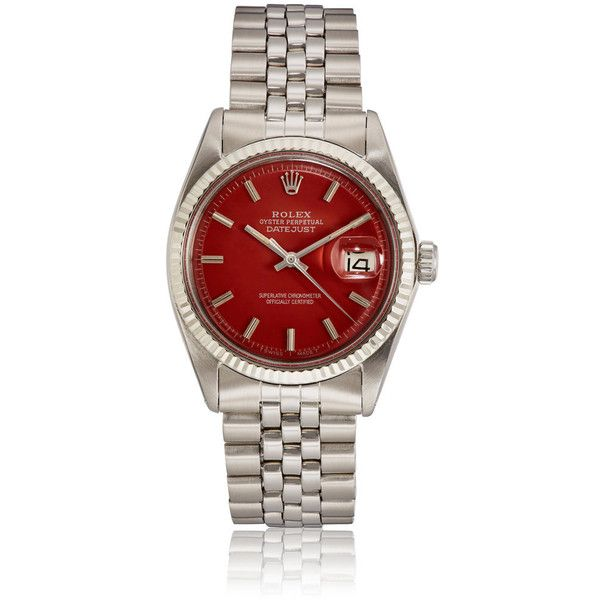 Vintage Watch Women's Vintage Oyster Perpetual Datejust Watch (303.795 RUB) ❤ liked on Polyvore featuring jewelry, watches, no color, vintage wrist watch, vintage jewellery, stainless steel watches, stainless steel jewelry and crown jewelry