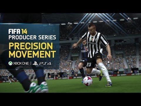 """David Rutter shows us another way that the Ignite Engine allows FIFA 14 to """"step"""" up the realism."""