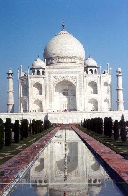 See The Taj Mahal, India