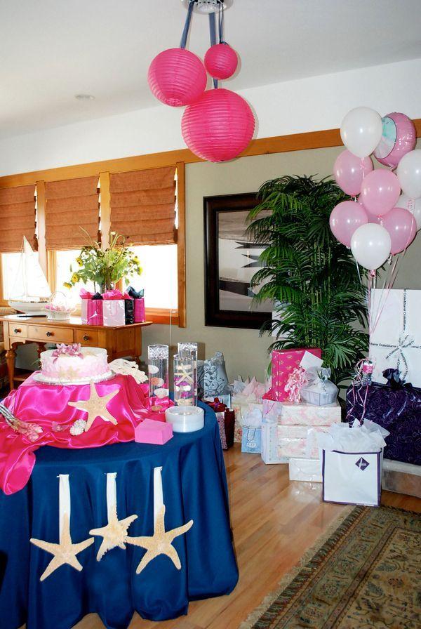 blank beach bridal shower invitations%0A beach shower ideas   Beach Bridal Shower Luncheon Found On http   www