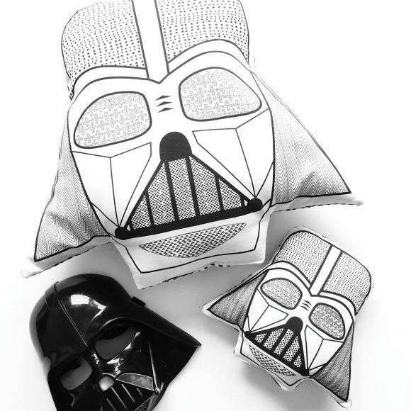 Darth Vader children's cushion