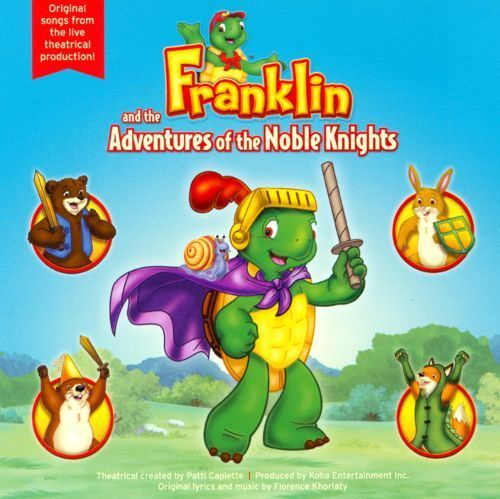 Franklin and the Adventures of the Noble Knights [CD]