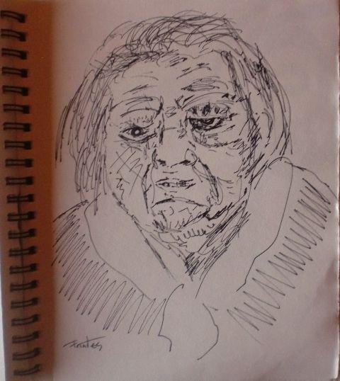 Arte Moderna e Contemporânea: Avó materna