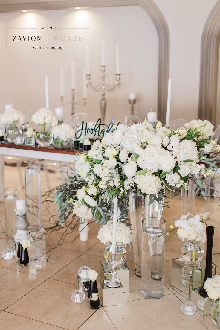 Silver, White, Green wedding with raw wooden tables. Brides Table, Bridal Table. Silver candelabras, Antique silver decor, elegant wedding, classic elegance, luxury wedding. Luxury wedding flowers. Photographer: Genevieve Fundaro