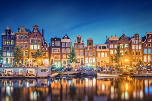 アムステルダム(Amsterdam)   wondertrip