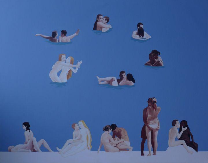 Julita Malinowska's Bathers
