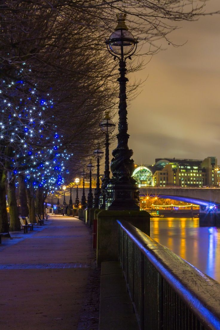 Southbank and Waterloo Bridge, London, UK - Romantic Vacation in London - architecture tour in London