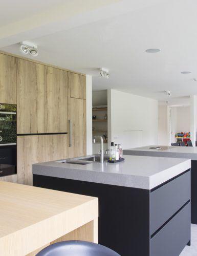 Houten keukens op maat Nijkerk