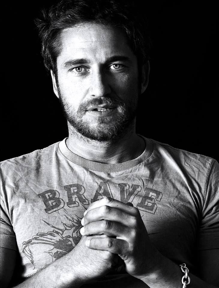 Gerard Butler, oh God there aren't words <3 my most favorite.
