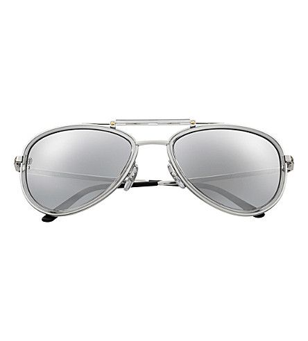 CARTIER ESW00198 Voltige polarised sunglasses