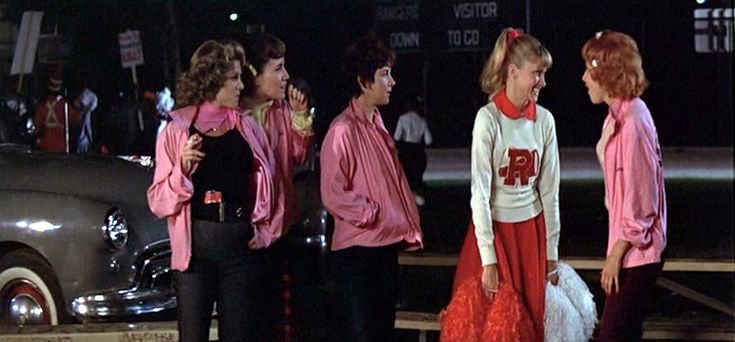 Grease The Musical Costumes   Rydell High Cheerleader