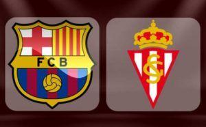 Prediksi Skor La Liga Barcelona Vs Sporting Gijon 2 Maret 2017