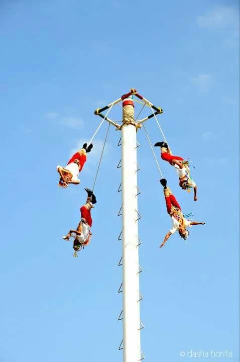 #VoladoresdePapantla #Veracruz #México