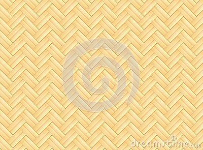 Braided wood texture vector art.