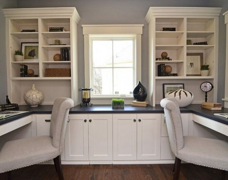Home Office Furniture For Two People 7 best images about home office ideas on pinterest | discover more