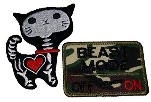 Shock Skeleton Skull X-ray Cat cartoon kid Cat Funny Cartoon Biker Jacket T-shirt Vest Patch Sew Iron on Embroidered You can sew patch or use electric iron on your T-Shirt, Cap, Clothes Jeans, Jackets, etc. You will receive the item within 2-3 weeks. SUPER High Quality Embroidery Cloth https://pets.boutiquecloset.com/product/shock-skeleton-skull-x-ray-cat-cartoon-kid-cat-funny-cartoon-biker-jacket-t-shirt-vest-patch-sew-iron-on-embroidered/