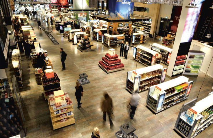 Tax & Duty Free Shop Stockholm Arlanda Airport