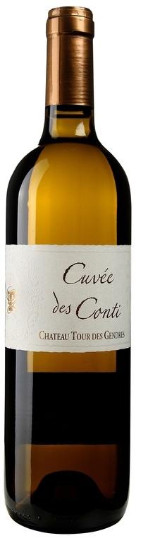 """Bergerac """"Cuvée des Conti"""" Château Tour des Gendres - Vin du Sud-Ouest"""